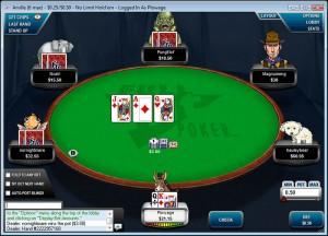 Learn to Go All-in At Full Tilt Poker By Downloading Here!  100% up to $600 Bonus!