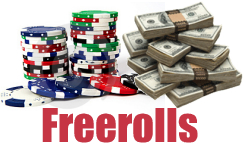 Side games Freerolls