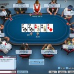 Stealing Blinds in Online Poker
