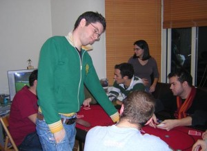 university poker society